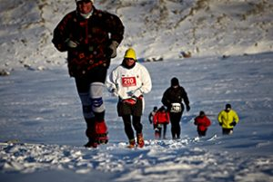 Travelling Fit - Polar Circle Half Marathon