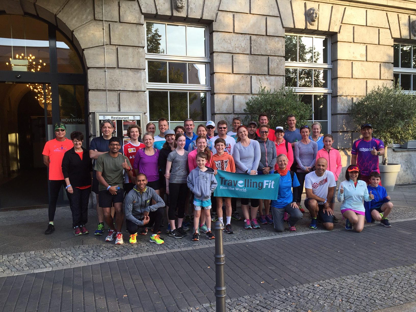 Travelling Fit - BMW Berlin Marathon - Image 18