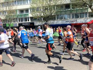 Tavelling Fit – Virgin Money London Marathon #travellingfit #runtheworld #londonmarathon