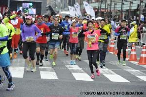 Travelling Fit – Tokyo Marathon #travellingfit #runtheworld #tokyomarathon