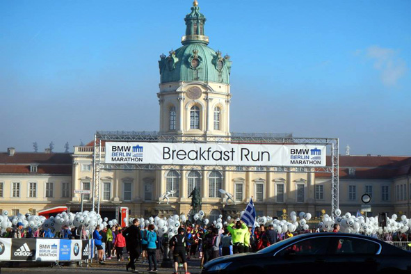 Travelling Fit - BMW Berlin Marathon