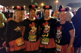 Travelling Fit – Walt Disney World Marathon #travellingfit #runtheworld #waltdisneyworldmarathon