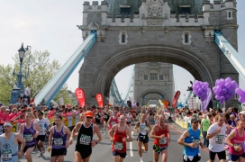Travelling Fit – Virgin Money London Marathon #travellingfit #runtheworld #londonmarathon