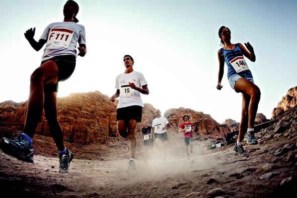 Travelling Fit - Petra Desert Marathon