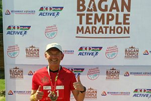 Travelling Fit – Bagan Temple Marathon #travellingfit #runtheworld #bagantemplemarathon